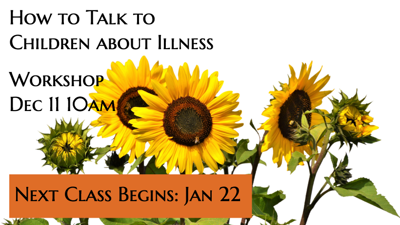 How to Talk to Children about Illness (Workshop)