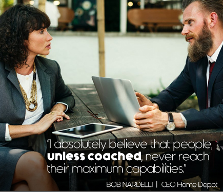 Coaching is a Competitive Advantage