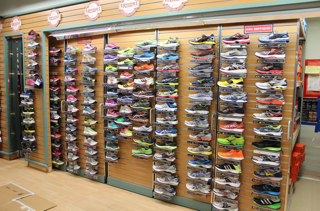 """""""What Running Shoes Do You Think I Should Buy?"""""""