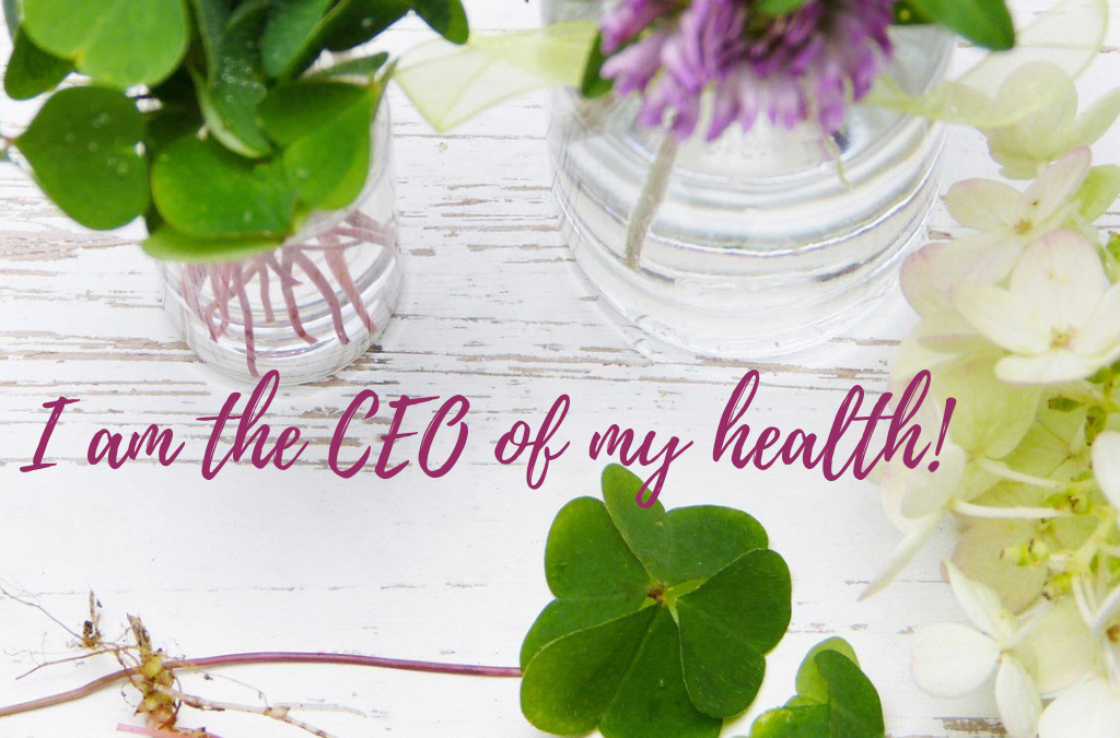 Ladies…are you the CEO of your own health???