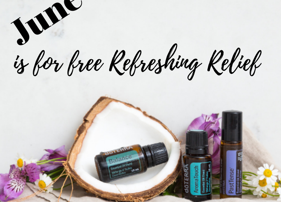 June 2019 doTERRA offerings