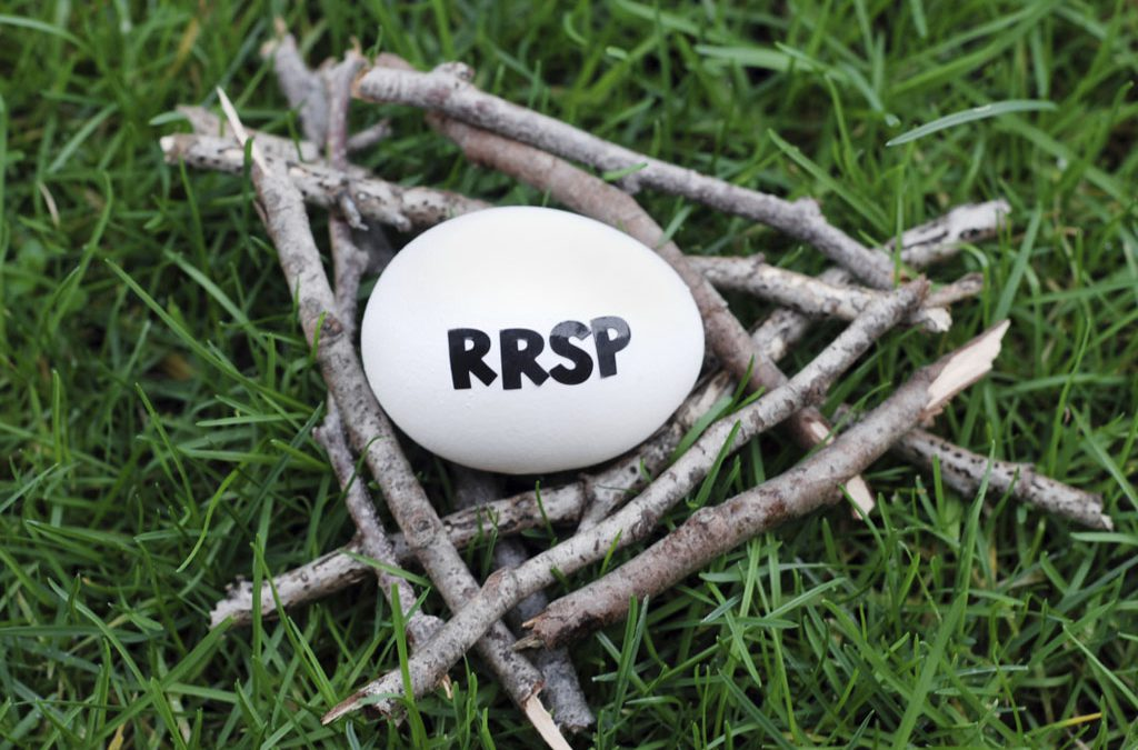 Don't drown in debt to beef up your RRSP