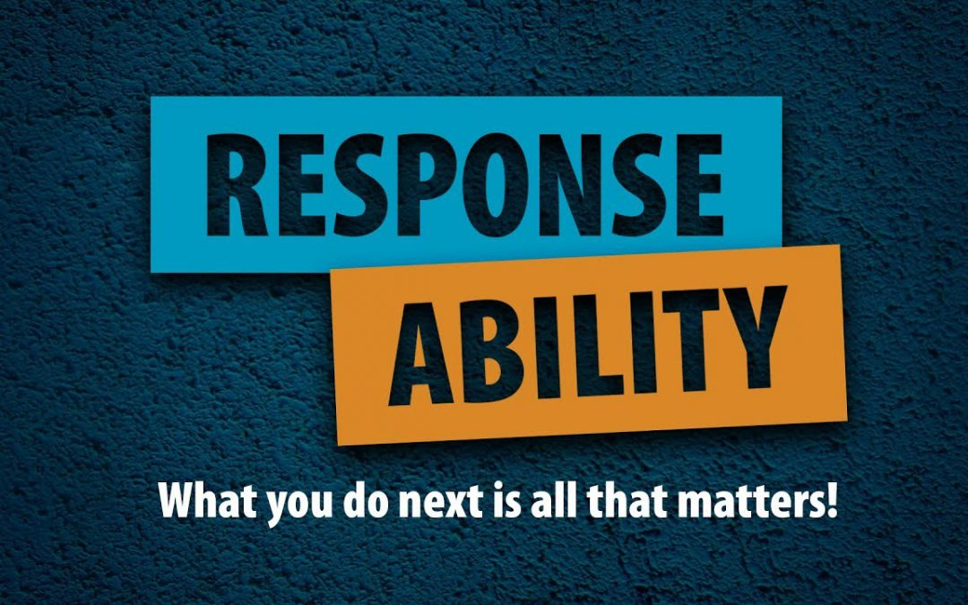 How hiring a bookkeeper taught me Response-Ability.